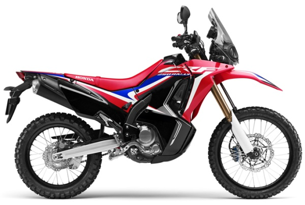 honda crf 250 rally 2020